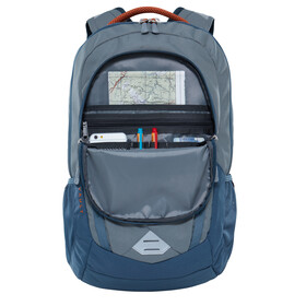 The North Face Vault Backpack 28 L Sedona Sage Grey/Conquer Blue